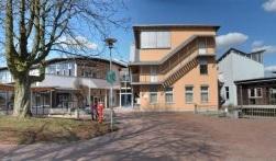 Zu Gast bei der Projektwoche in der Evangelischen Gesamtschule Gelsenkirchen-Bismarck.