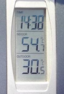 54 °C, so heiß darf Honig nicht werden!